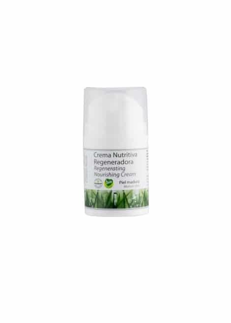 Crema Facial Nutritiva Regeneradora 50ml