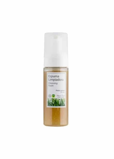 Espuma Facial Limpiadora (pieles grasas) 160ml