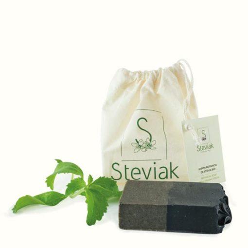 Steviak Jabon botanico con Stevia Bio Detox