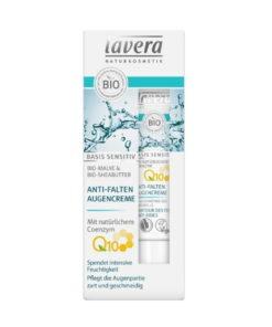 Lavera Contorno Ojos Crema Antiarrugas Q10