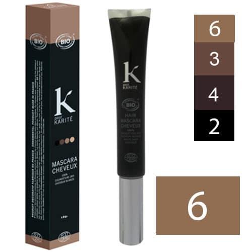 K Pour Karité Tinte Máscara Capilar nº6 Rubio Oscuro