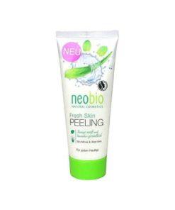 Neobio Peeling  Crema Facial Menta