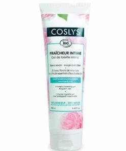 Coslys Gel íntimo con agua floral de Rosas biológica
