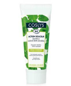 Coslys Gel dentífrico dientes & encías sensibles frescor intenso
