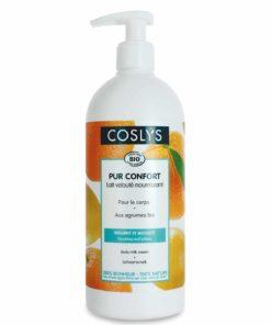 Coslys Leche corporal con Fruta cítrica Dosificador