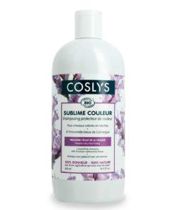 Coslys Champú Color pelo teñido con Flor de limonium