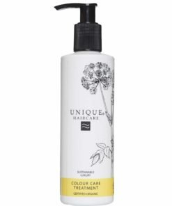 Unique Mascarilla Cabello Teñido Certificada Orgánico Sin Perfume Cabello Teñido 250ml