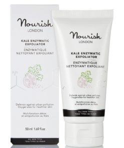Nourish Limpiador Exfoliante enzimático. 50ml