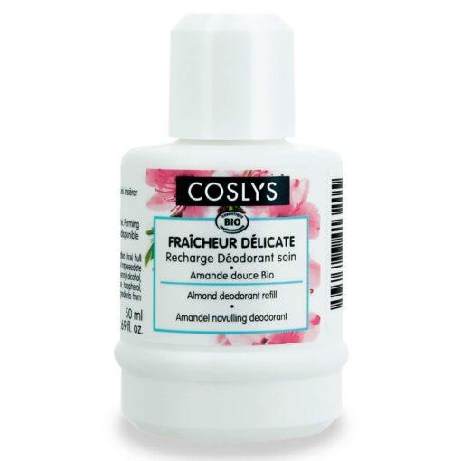 Coslys Recambio de Desodorante de Almendra dulce
