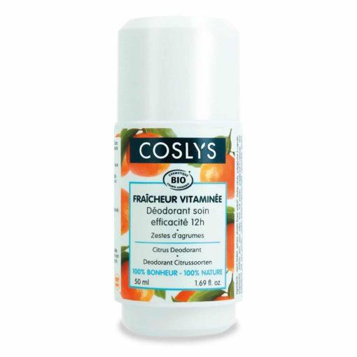 Coslys Desodorante Naranja dulce bio