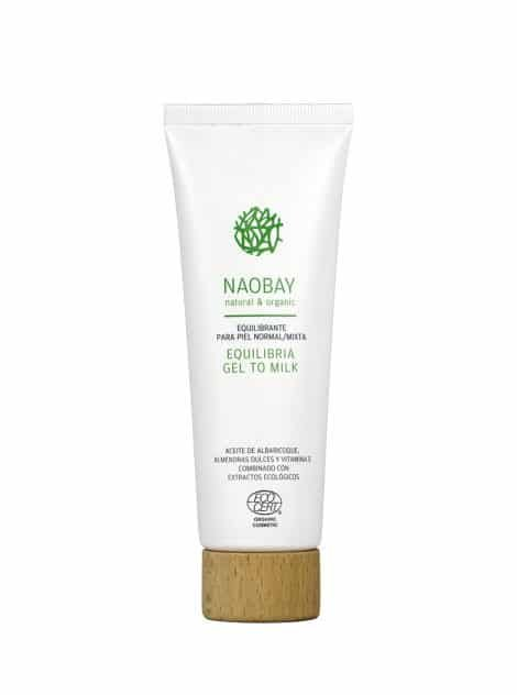 Naobay Equilibria Gel To Milk Limpiador Facial