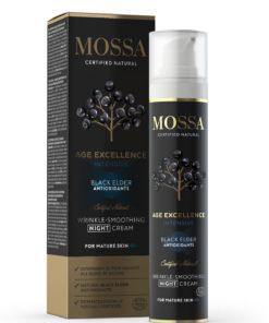 Mossa Age Excellenceしわナイトクリーム