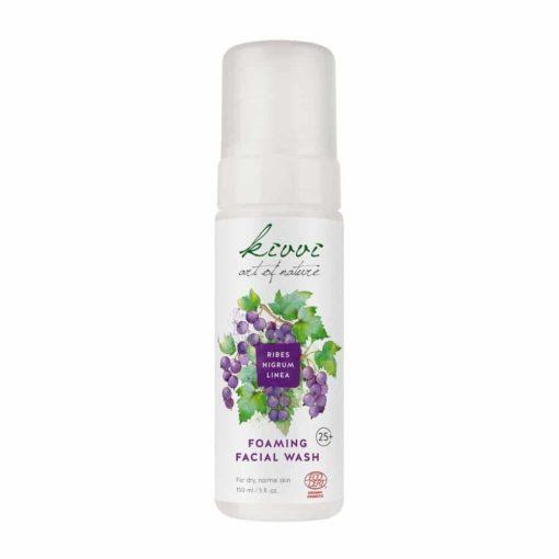 Kivvi Ribes Nigrum Espuma limpiadora piel normal-seca 150ml - iunatural