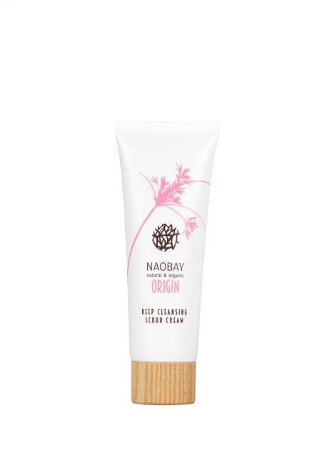 Naobay ORIGIN Crema Exfoliante Facial Limpieza Profunda