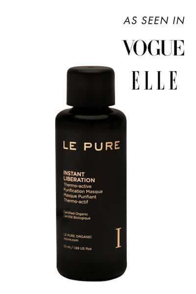 Le Pure Instant Liberation. 50ml