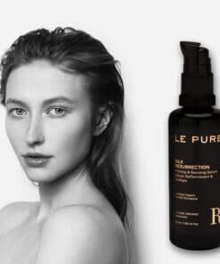 LE PURE - Model and Silk Resurrection