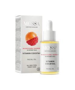 Mossa Aceite Facial Coctel Vitaminico Renovacion Activa