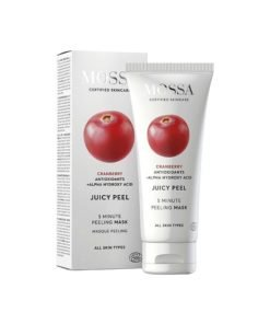 Mossa Mascarilla Peeling Facial Antioxidante 5 minutos Juicy Peel