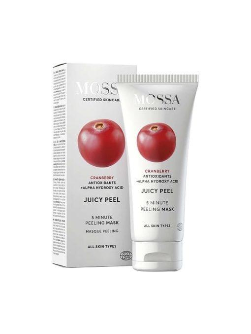 Mossa Mascarilla Peeling Facial Antioxidante 5 minutos Juicy Peel