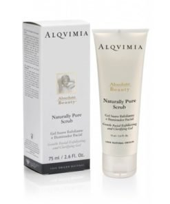 Alquimia Gel Exfoliante Facial Naturally Pure Scrub