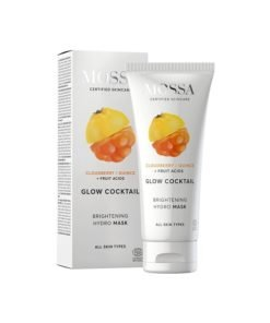 Mossa Mascarilla Facial Iluminadora Anti-Manchas Glow Cocktail