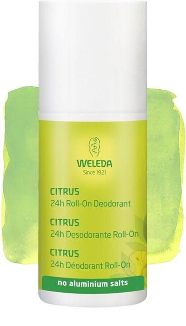 Weleda Desodorante Roll-On Citrus