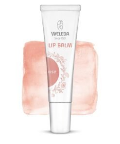 Weleda Balsamo Labial Color Rose