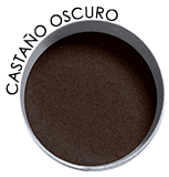Kmax Fibras Capilares 15GR. Color Castaño Oscuro - iunatural