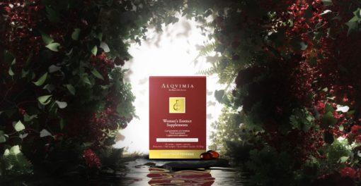 Alqvimia Woman's Essence Supplements - iunatural