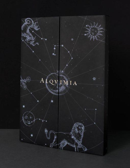 Calendario de adviento Alqvimia