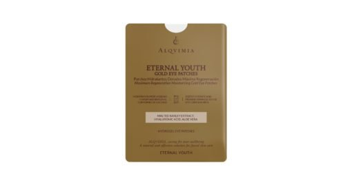 Alqvimia Mascarilla Eternal Youth Gold Eye Patches