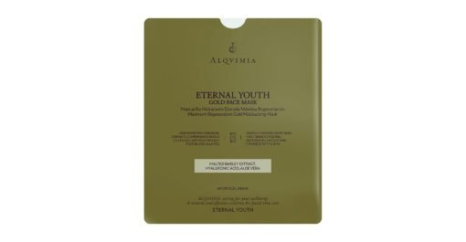 Alqvimia Mascarilla Eternal Youth Gold Face