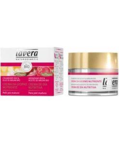 Lavera Crema Facial de Día Regeneradora con Arándanos y Aceite de Argán