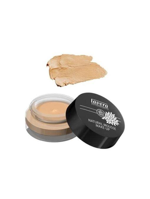 Lavera Maquillaje en Crema Mousse 03 Honey
