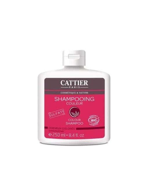 Cattier Champu para Cabello Teñido