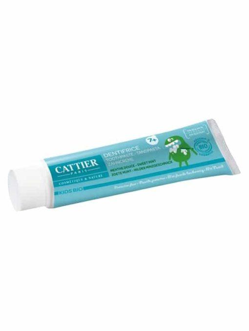Cattier Dentifrico para Niños +7 años
