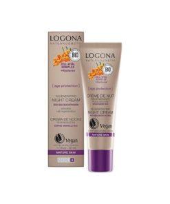 Logona Crema Facial de Noche Age Protection
