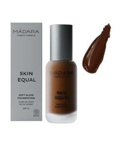 Madara Base de Maquillaje Fluido SPF 15 Skin Equal 100 Mocha