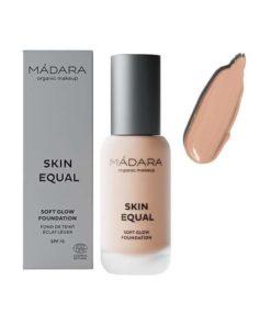 Madara Base de Maquillaje Fluido SPF 15 Skin Equal 30 Rose Ivory