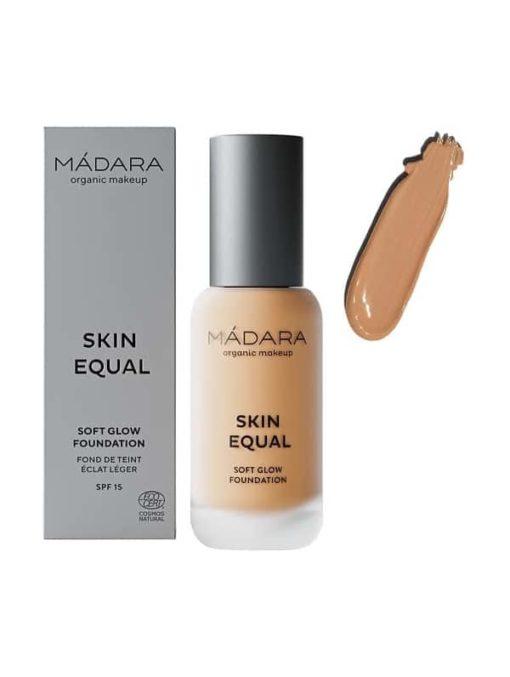 Madara Base de Maquillaje Fluido SPF 15 Skin Equal 40 Sand