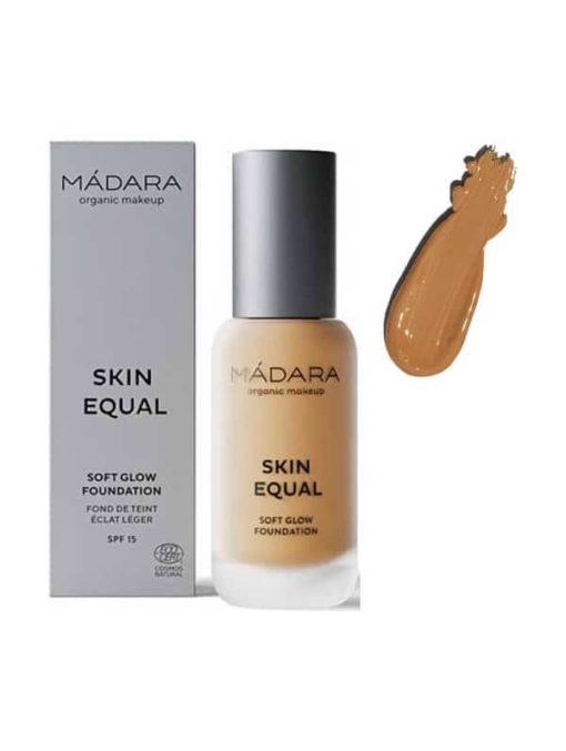 Madara Base de Maquillaje Fluido SPF 15 Skin Equal 50 Golden Sand