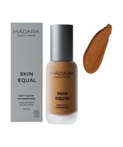 Madara Base de Maquillaje Fluido SPF 15 Skin Equal 70 Caramel