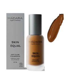 Madara Base de Maquillaje Fluido SPF 15 Skin Equal 80 Fudge