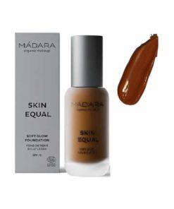 Madara Base de Maquillaje Fluido SPF 15 Skin Equal 90 Chesnut