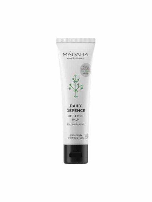 Madara Crema Ultra-Rica para Cara y Cuerpo Daily Defence