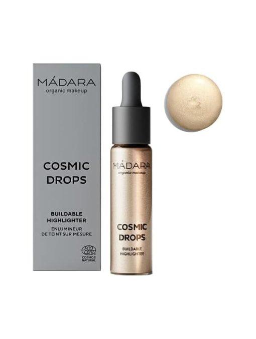 Madara Iluminador Liquido Cosmic Drops 01 Naked Cromosphere