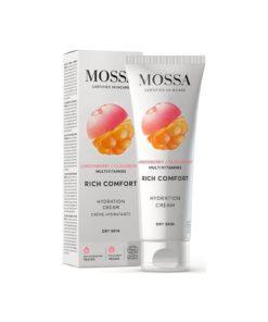 Mossa Crema Facial de Dia y Noche Hidratante Rich Comfort