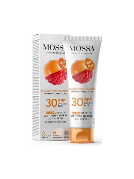 Mossa Crema Solar Facial 365 Dias SPF30