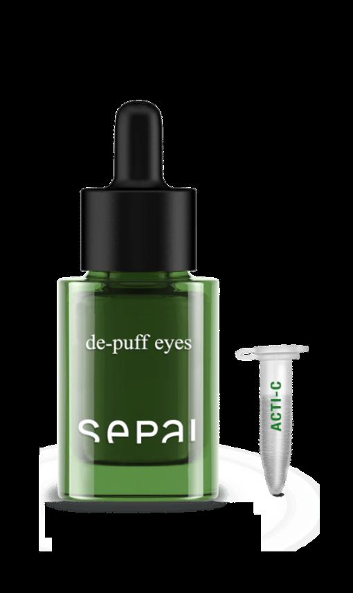 Sepai Serum Contorno de Ojos Anti-Bolsas De-Puff Eyes