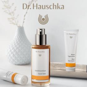 DR. HAUSCHKA BANNER